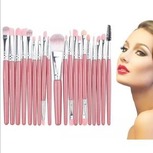 Makeup Brush Set 20PCS Foundation Blush Powder